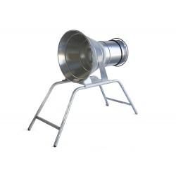 Metalen trechter 55 cm